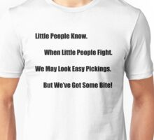 Little People Unisex T-Shirt