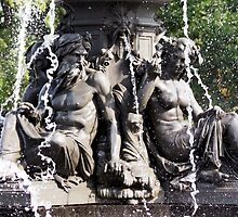 Fontaine de Tourny by Polly Peacock