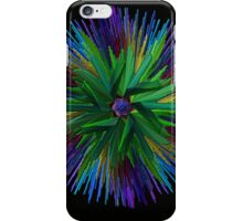Colorful Spikey Ball iPhone Case/Skin