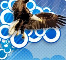Soaring Eagle Sticker