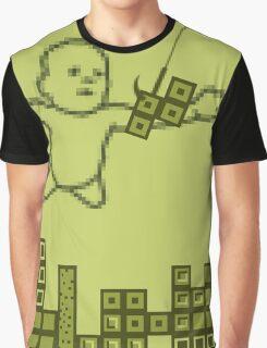 Nevermind the Tetris Graphic T-Shirt