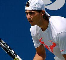 Rafael Nadal by csztova