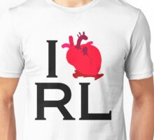 I Heart Real Life Unisex T-Shirt