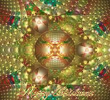 Its Christmas - Card by Sandy Keeton