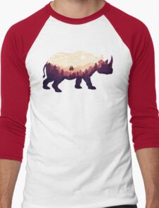 Rhinoscape Men's Baseball ¾ T-Shirt
