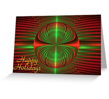 Christmas Ornament - Card Greeting Card