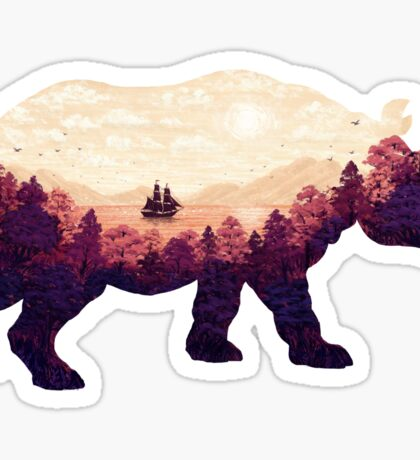 Rhinoscape Sticker