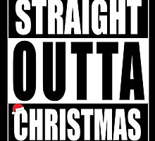Straight Outta Christmas by Travis Love