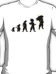 Monkey Evoltuion T-Shirt