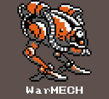 WarMECH Final Fantasy 1 NES TeeShirt Unisex T-Shirt