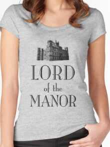 Lord of the Manor Women's Fitted Scoop T-Shirt