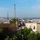 Paris, Matin by Nick Coates