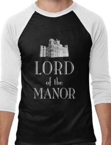 Lord of the Manor (white) Men's Baseball ¾ T-Shirt