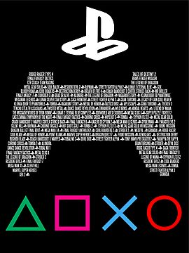 Playstation Classic Games Controller Shirt by TheDorknight