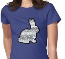 Watership Down - El-ahrairah-The Prince with a Thousand Enemies Womens Fitted T-Shirt