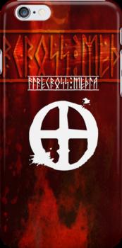 firecross media logo by Antony Potts
