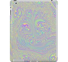 Acid waves iPad Case/Skin