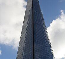 The Shard London by DavidHornchurch