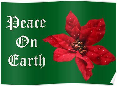 Peace On Earth, Goodwill To All by heatherfriedman