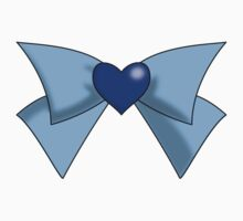 Super Sailor Mercury Bow Kids Tee