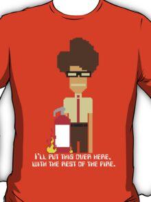Moss the Fireman T-Shirt