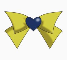 Super Sailor Uranus Bow Kids Clothes