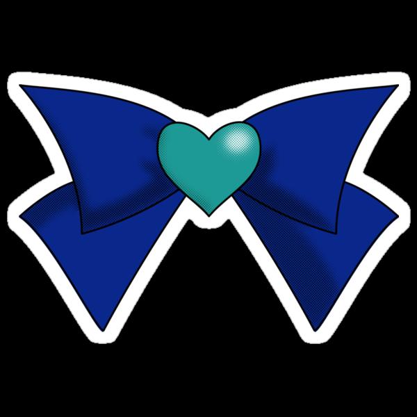 Super Sailor Neptune Bow by trekvix