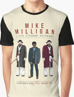 Mike Milligan & The Kitchen Brothers - FARGO Graphic T-Shirt