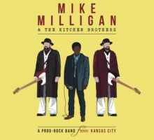 Mike Milligan & The Kitchen Brothers - FARGO One Piece - Short Sleeve