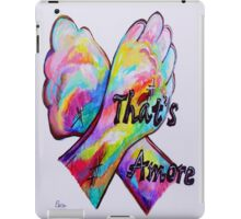 American Sign Language - That's Amore! iPad Case/Skin