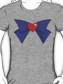 Super Sailor Mars Bow T-Shirt