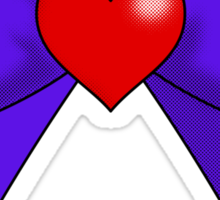 Super Sailor Mars Bow Sticker