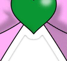 Super Sailor Jupiter Bow Sticker