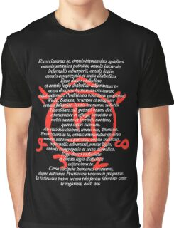 Supernatural Exorcism! And Angel Warding Graphic T-Shirt