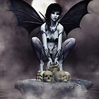 Unseelie - the Unblessed Fae by Brandy Thomas