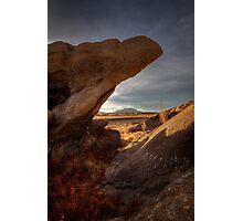 Granite Pinch Photographic Print