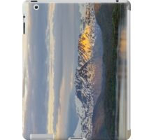 Kenai Mountains iPad Case/Skin