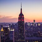 Goodnight Empire State by Steve Edwards