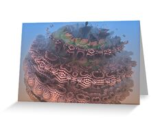 Shaman Dreams Greeting Card