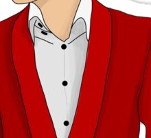 Red Suit Sticker
