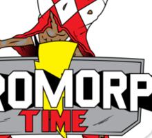 It's Necromorphin' Time! Sticker