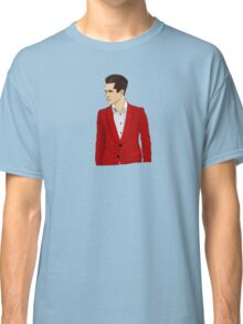 Red Suit Classic T-Shirt
