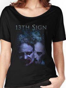 13th Sign Shirt 9 Women's Relaxed Fit T-Shirt