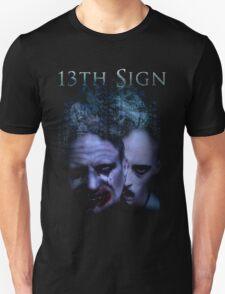 13th Sign Shirt 9 T-Shirt