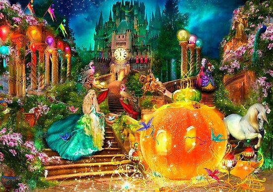 Cinderella by Aimee Stewart