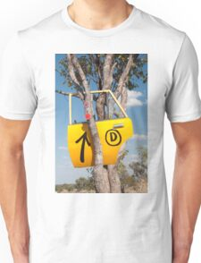 Door in a tree Unisex T-Shirt