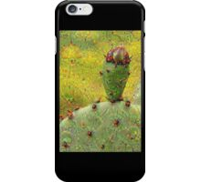 Cactus Machine Dreams iPhone Case/Skin
