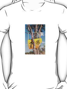 Yellow door small T-Shirt
