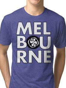 Melbourne#3 Tri-blend T-Shirt