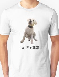 Loving Puppy T-Shirt